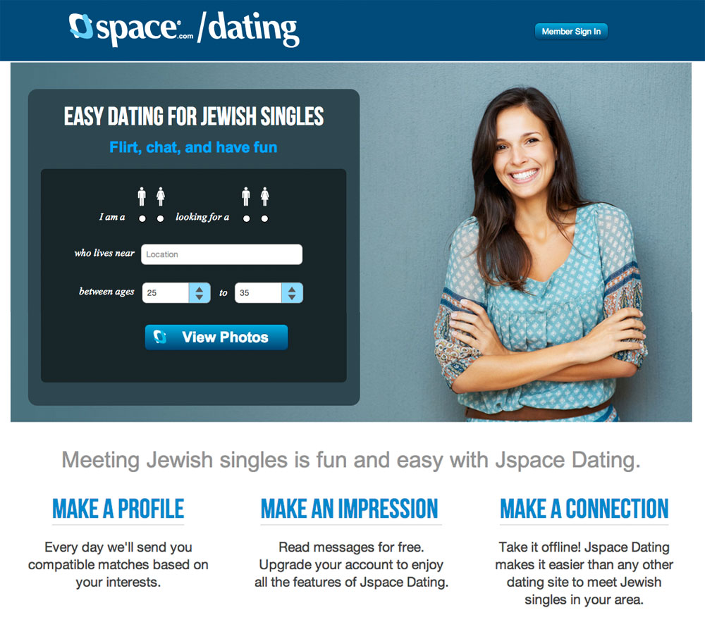 Matchmaker, Matchmaker: The Best and Worst of Jewish Dating Sites | TC Jewfolk